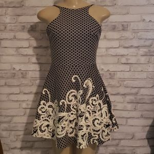 THE IMPECABLE PIG  MINI DRESS